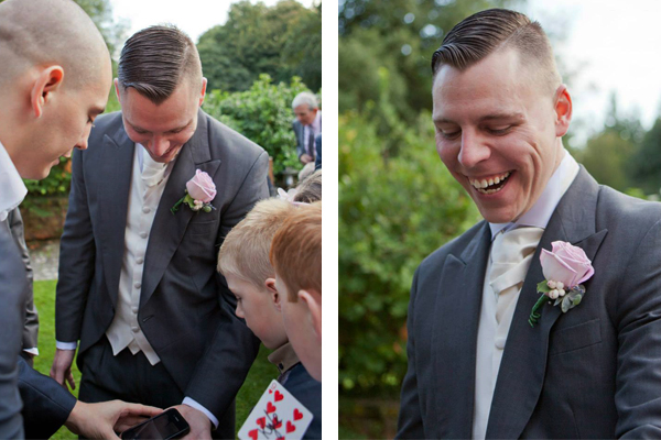 wedding magic in hampshire