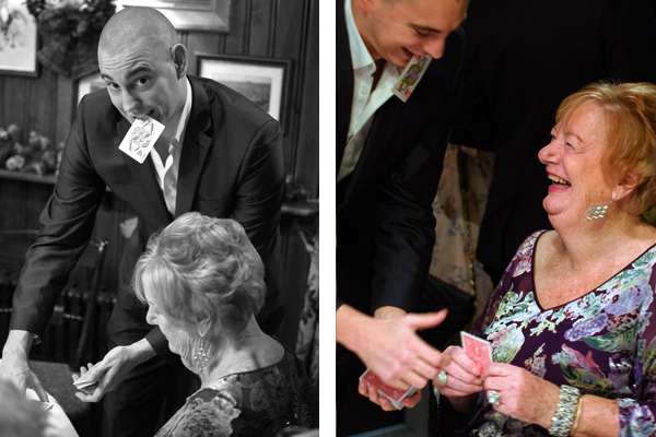 west sussex wedding magicians