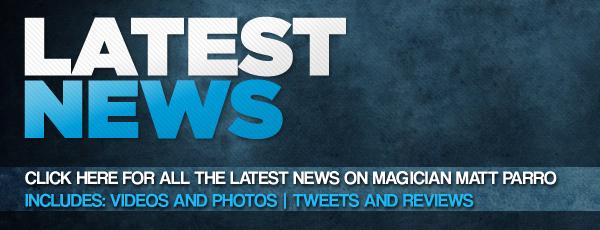 latest-news-enquiry-form-submission-magician-matt-parro
