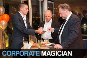 Corporate Magician Matt Parro