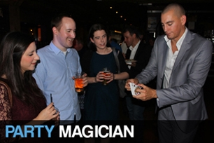 Party Magician Matt Parro