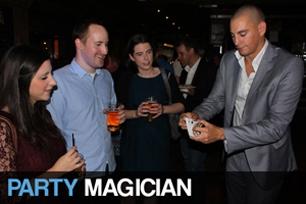 Party Magician Matt Parro