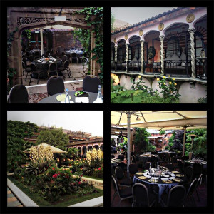 kensington roof gardens magic