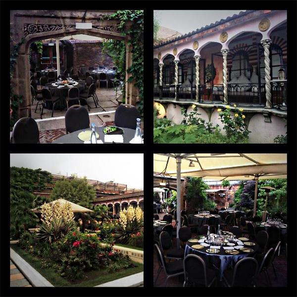 kensington roof gardens magic