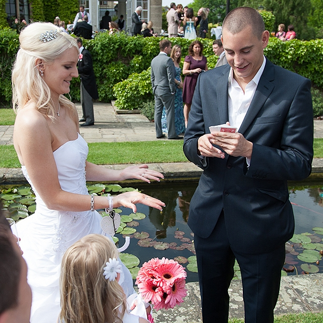Magician For Weddings