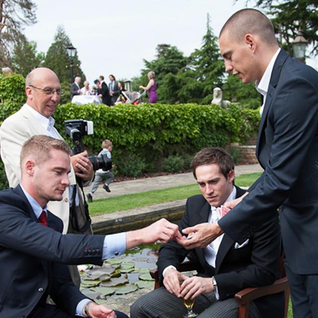 Wedding Magician Surrey